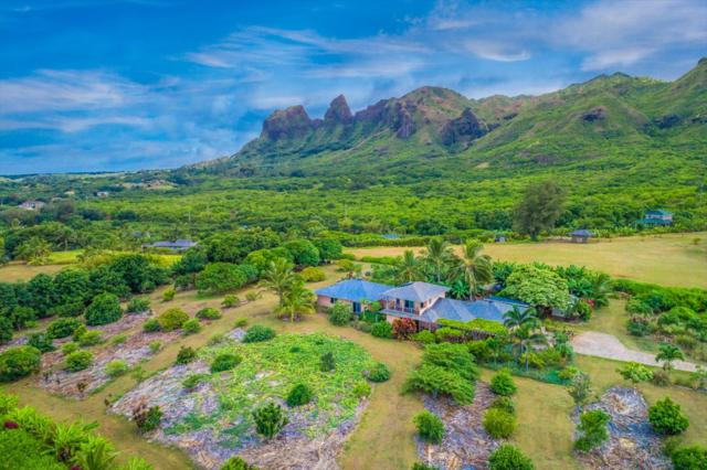 5395 Kalalea View Dr, Anahola, HI 96703 (MLS #621001) :: Elite Pacific Properties