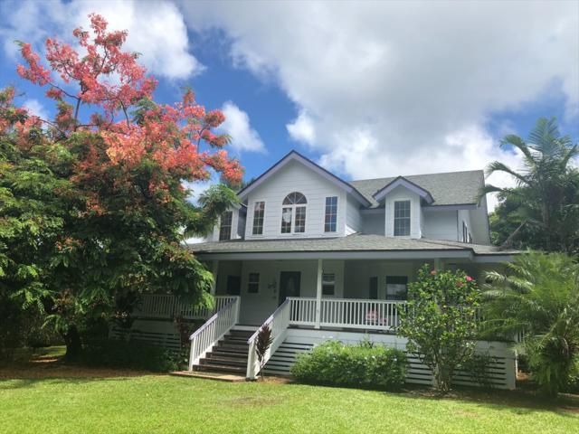 6884 Leimomi St, Kapaa, HI 96746 (MLS #621043) :: Kauai Exclusive Realty
