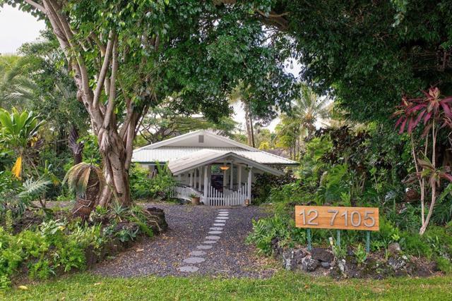 12-7105 Kalaunu St, Pahoa, HI 96778 (MLS #621131) :: Aloha Kona Realty, Inc.