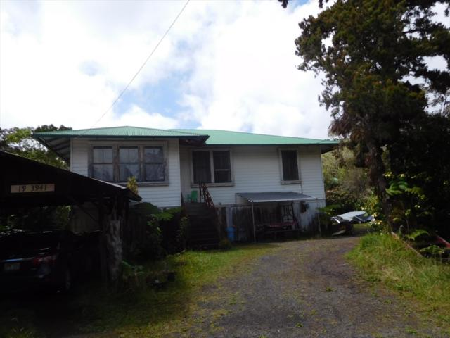 19-3941 Kilauea Rd, Volcano, HI 96785 (MLS #621168) :: Elite Pacific Properties