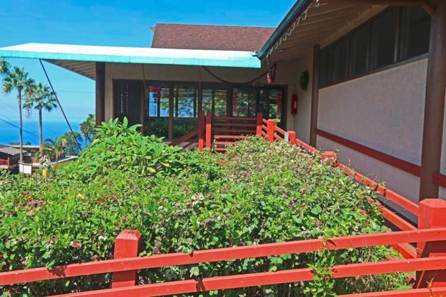 81-6587 Mamalahoa Hwy, Kealakekua, HI 96750 (MLS #621176) :: Elite Pacific Properties