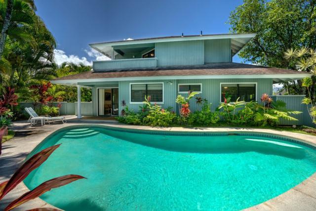 3785 Mapuana Pl, Princeville, HI 96722 (MLS #621201) :: Kauai Exclusive Realty