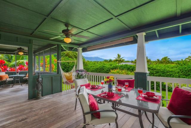 4795 Wailapa Road, Kilauea, HI 96754 (MLS #621215) :: Kauai Real Estate Group