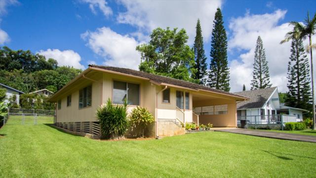 239 Molo St, Kapaa, HI 96746 (MLS #621246) :: Elite Pacific Properties