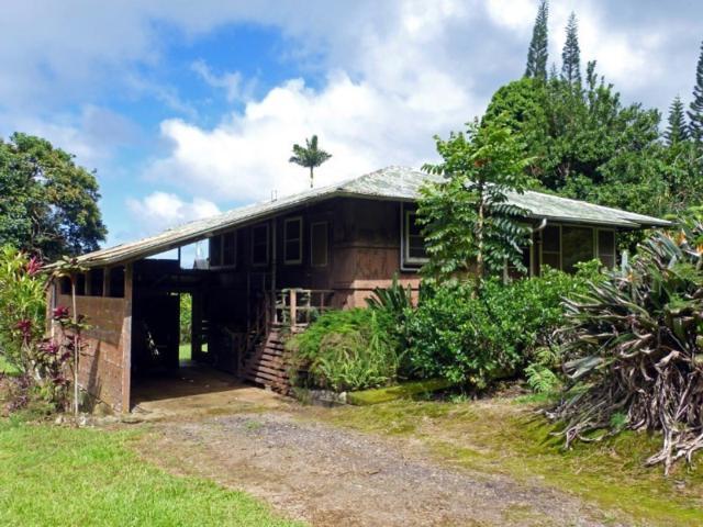 45-645 Mauna Loa St, Honokaa, HI 96727 (MLS #621262) :: Elite Pacific Properties