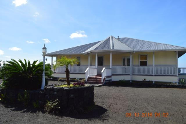 92-1824 Keaka Pkwy, Ocean View, HI 96737 (MLS #621319) :: Elite Pacific Properties