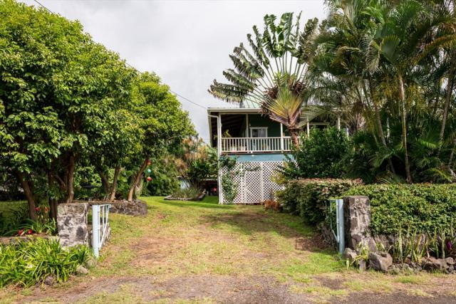 94-6544 Makaniakua Rd, Naalehu, HI 96772 (MLS #621344) :: Oceanfront Sotheby's International Realty