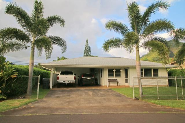 5828 Koali St, Kapaa, HI 96746 (MLS #621352) :: Kauai Exclusive Realty