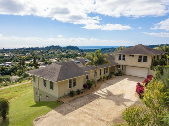 4585-C Uha Rd, Lawai, HI 96765 (MLS #621368) :: Elite Pacific Properties