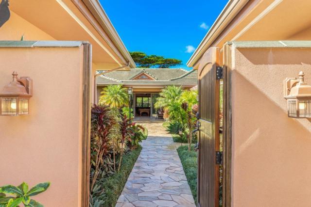 4012 Aloalii Dr, Princeville, HI 96722 (MLS #621407) :: Kauai Real Estate Group