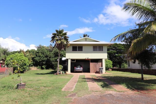 4420 Puolo Rd, Hanapepe, HI 96716 (MLS #621500) :: Kauai Exclusive Realty
