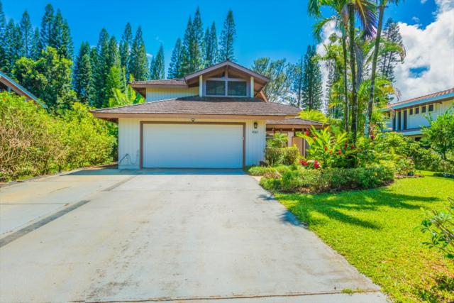 4161 Kamalani Ln, Princeville, HI 96722 (MLS #621544) :: Aloha Kona Realty, Inc.