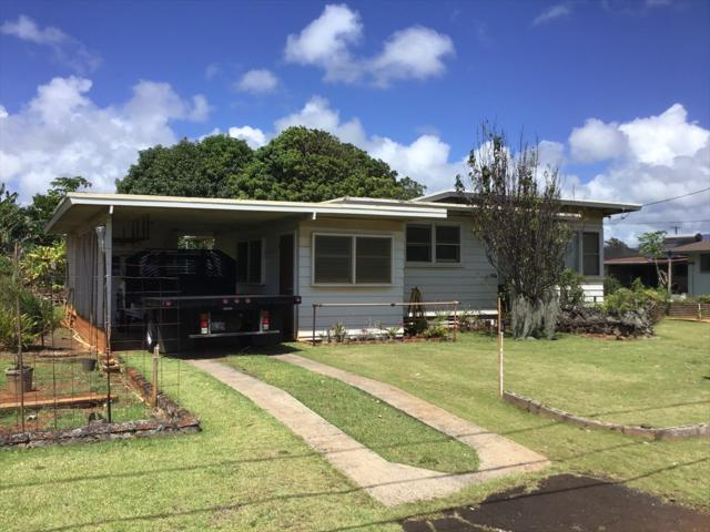 3375 Elima St, Lihue, HI 96766 (MLS #621557) :: Kauai Exclusive Realty