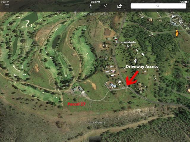 71-1580 Mamalahoa Hwy, Kailua-Kona, HI 96740 (MLS #621575) :: Elite Pacific Properties