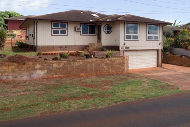 4644 Moi Rd, Hanapepe, HI 96716 (MLS #621618) :: Kauai Exclusive Realty