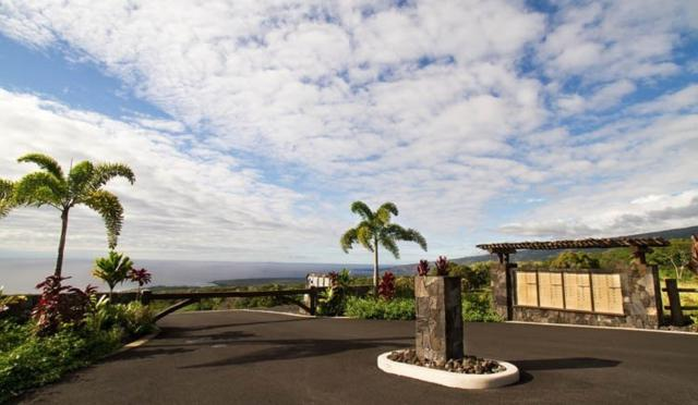 85-5470 Kiilae Road, Captain Cook, HI 96740 (MLS #621695) :: Aloha Kona Realty, Inc.