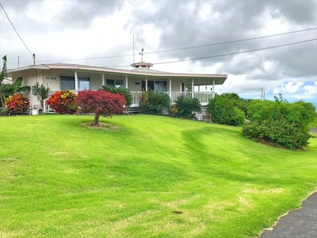 94-1652 Lewa Nuu St, Naalehu, HI 96772 (MLS #621766) :: Elite Pacific Properties