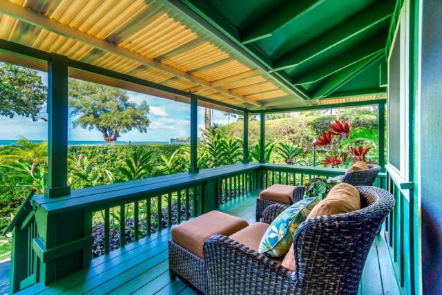 4378 Hee Rd, Hanalei, HI 96714 (MLS #621767) :: Elite Pacific Properties