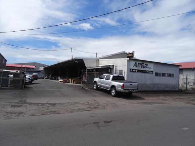 22 Halekauila St, Hilo, HI 96720 (MLS #621821) :: Elite Pacific Properties