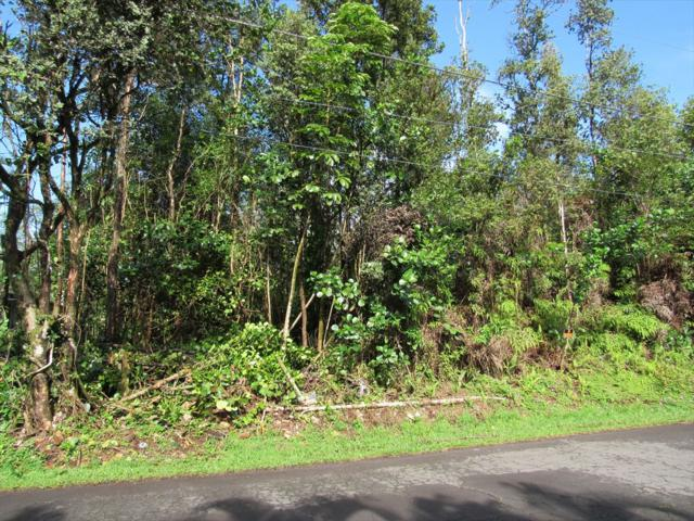 Kapuna Rd, Pahoa, HI 96778 (MLS #621851) :: Elite Pacific Properties