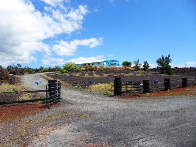 92-8700 Tapa Dr, Ocean View, HI 96737 (MLS #621866) :: Elite Pacific Properties