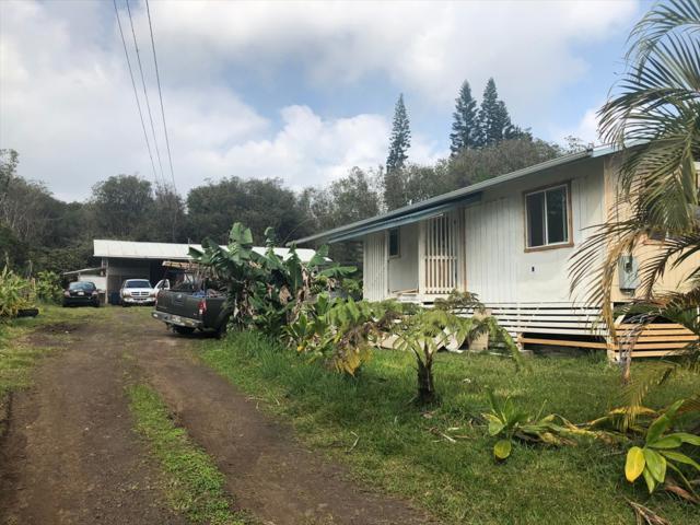 18-2050 Nau Nani Rd, Volcano, HI 96785 (MLS #621890) :: Elite Pacific Properties