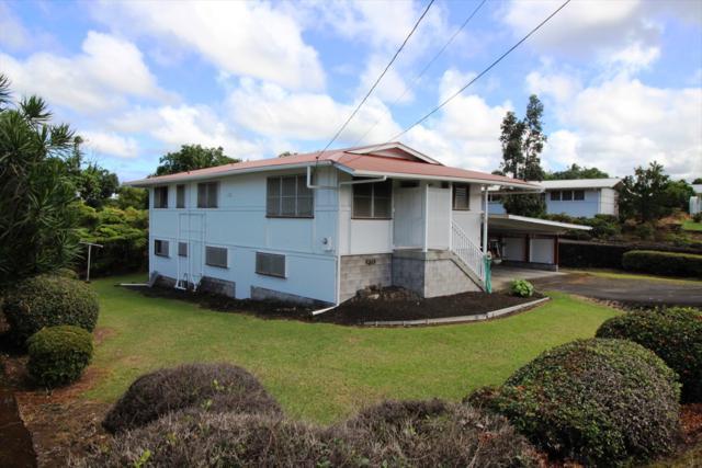 85 Nohea St, Hilo, HI 96720 (MLS #621925) :: Elite Pacific Properties