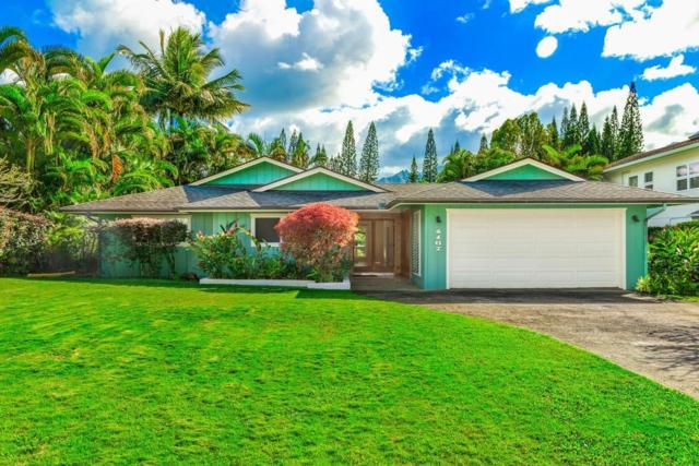 4167 Kalani Pl, Princeville, HI 96722 (MLS #621940) :: Aloha Kona Realty, Inc.