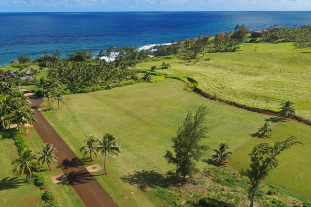 Address Not Published, Kealia, HI 96751 (MLS #621945) :: Oceanfront Sotheby's International Realty