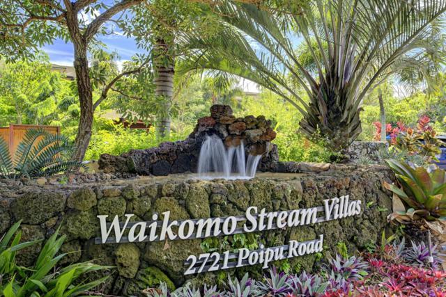 2721 Poipu Rd, Koloa, HI 96756 (MLS #621999) :: Elite Pacific Properties