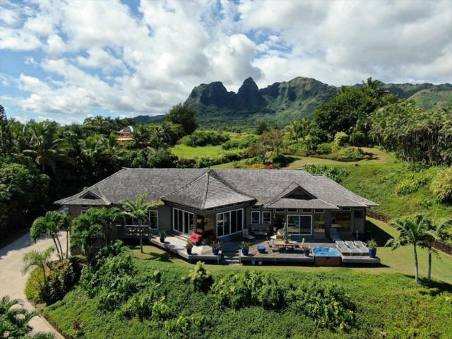 4961 Aliomanu Rd, Anahola, HI 96703 (MLS #622033) :: Kauai Real Estate Group