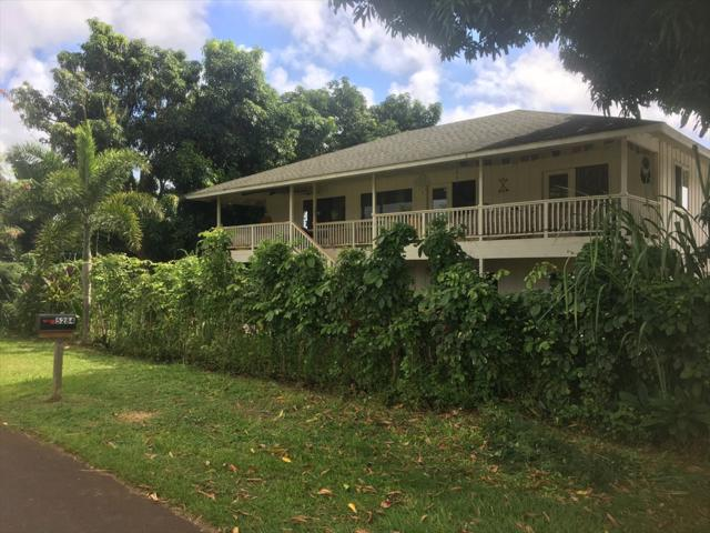 5284 Kahala St, Kapaa, HI 96746 (MLS #622043) :: Elite Pacific Properties