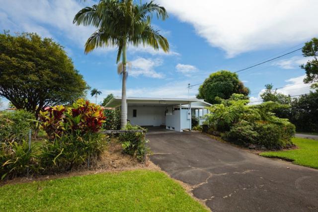 28-521 Kulala St, Pepeekeo, HI 96783 (MLS #622057) :: Elite Pacific Properties
