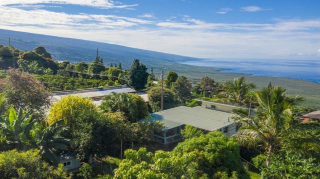 82-6012 Hawaii Belt Rd, Captain Cook, HI 96704 (MLS #622069) :: Aloha Kona Realty, Inc.