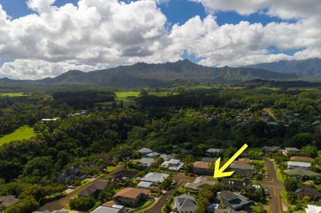 2214 Liliuokalani St, Kilauea, HI 96754 (MLS #622080) :: Aloha Kona Realty, Inc.