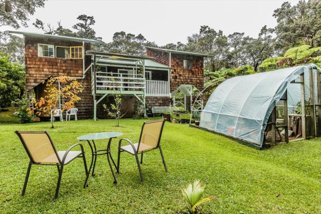 19-4174 Kalani Honua Lp, Volcano, HI 96785 (MLS #622178) :: Elite Pacific Properties