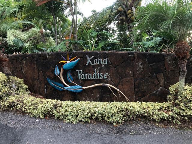 Japonica Rd, Captain Cook, HI 96704 (MLS #622215) :: Elite Pacific Properties