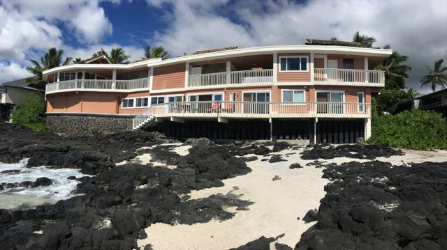 78-6626 Alii Dr, Kailua-Kona, HI 96740 (MLS #622218) :: Elite Pacific Properties