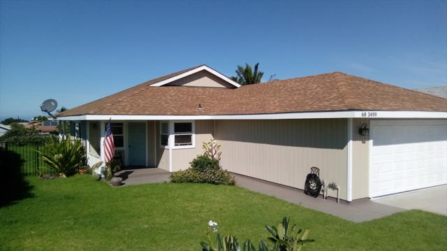 68-3499 Malina St, Waikoloa, HI 96738 (MLS #622223) :: Elite Pacific Properties