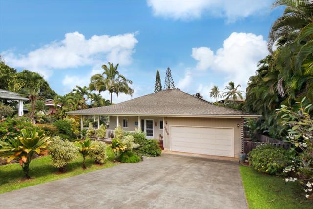 4060 Kaahumanu Pl, Princeville, HI 96722 (MLS #622271) :: Kauai Exclusive Realty