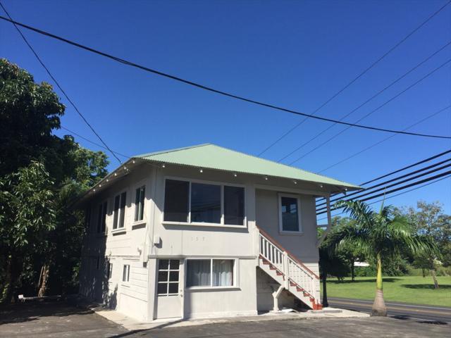 157 Kole St, Hilo, HI 96720 (MLS #622308) :: Aloha Kona Realty, Inc.