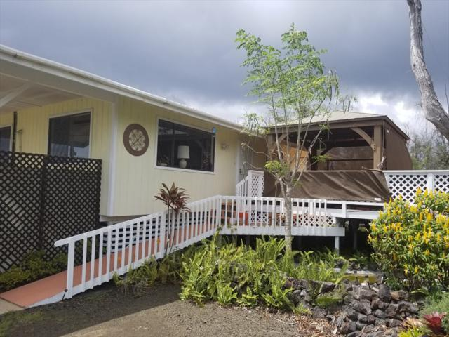92-8841 Hawaii Blvd, Ocean View, HI 96737 (MLS #622313) :: Elite Pacific Properties