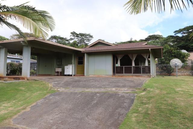 4580 Ehako St, Kalaheo, HI 96741 (MLS #622314) :: Kauai Real Estate Group