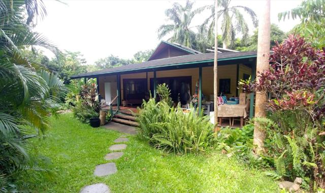 55-716 Hawi Hill Rd, Hawi, HI 96719 (MLS #622351) :: Team Lally