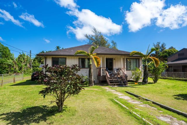 5-5236 Kuhio Hwy, Hanalei, HI 96714 (MLS #622354) :: Oceanfront Sotheby's International Realty