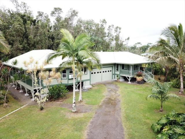 15-1237 Kaloli Dr, Keaau, HI 96749 (MLS #622362) :: Elite Pacific Properties