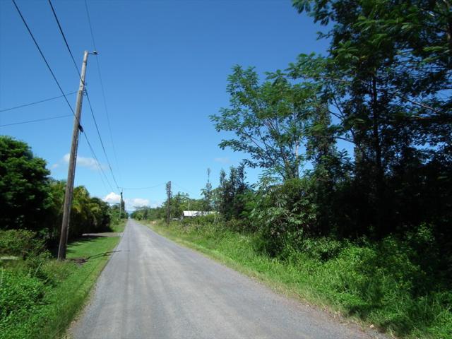 13TH AVE, Keaau, HI 96749 (MLS #622403) :: Elite Pacific Properties