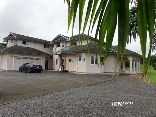 16-105 Pohaku Dr, Kurtistown, HI 96760 (MLS #622413) :: Elite Pacific Properties