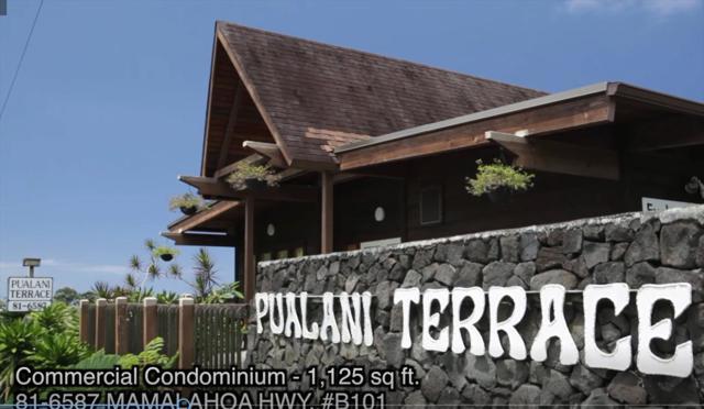 81-6587 Mamalahoa Hwy, Kealakekua, HI 96750 (MLS #622417) :: Aloha Kona Realty, Inc.