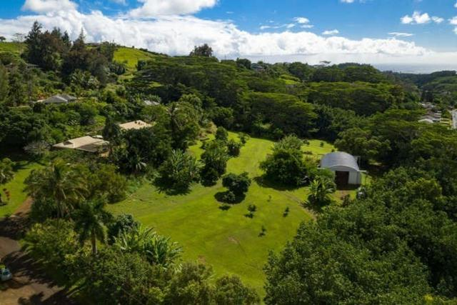 3504 Ili Rd, Kalaheo, HI 96741 (MLS #622446) :: Elite Pacific Properties